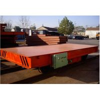 Type a rail transportation vehicles, laying on the ground track, track is commonly h surface contact