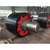 Roller Shaft Riding Wheel for Cement Rotary Kiln