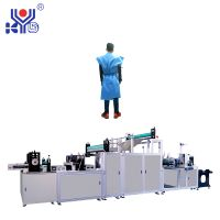 Automatic Disposable Protective Gowns Body Making Machine thumbnail image