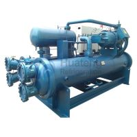 Flooded Type Screw Type Chiller for sale thumbnail image