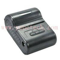 58mm mini thermal portable printer USB Bluetooth RS232 interface thumbnail image