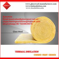 24kg/m3 glass wool blanket price thumbnail image
