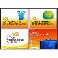 Hot Selling Office 2010 pro fpp key, 2010 pro Retail Key