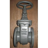 DIN Metal Seat Cast Iron Gate Valve