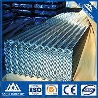 Galvanizing Corrugated Sheet