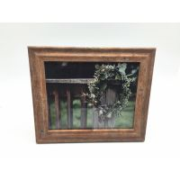 New arrival Walnut antique wall decorative, tabletop use also