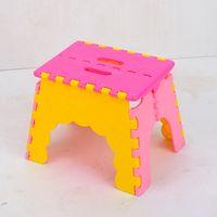 Best quality plastic folding chair plastic folding stool in China