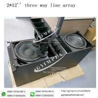 212 inch neodymium LOW and 2 3 inch neodymium HF powered line array thumbnail image