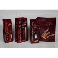 wine food packaging paper box thumbnail image