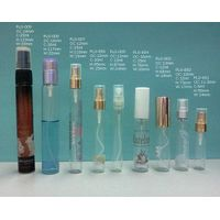 Tubed Glass Bottle for Perfume with Pump Sprayer Lida