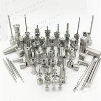 domeless titanium nails 10&14mm gr2 titanium nail