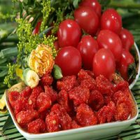 Candied Preserved Cherry Tomato Dried Mini Tomato Dried Cherry Tomato Candied Cherry Tomato thumbnail image