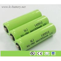 AA/AAA Long Life Ni-MH rechargeable Battery 600mAh-2100mAh