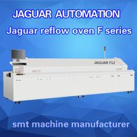 hot air lead free reflow oven