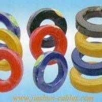 Cotton Covered Wire