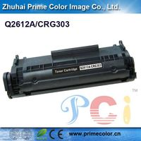 Q2612A Toner cartridge 103 303 703 for canon