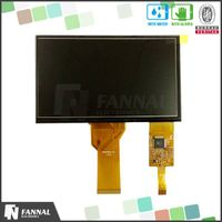 Trade wholesale 7.0 inch projected capacitive touch screen