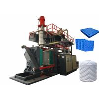 1000L water tank blowing machinery