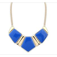 zinc alloy pendant necklace and fashion jewelry wholesale