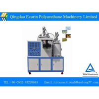polyurethane foam elastomer machine