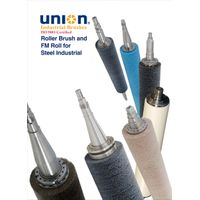 UNION BRUSH - ROLLER BRUSH & FM ROLLS SERIES