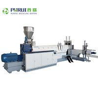 Plastic recycling machine PP,PE recycling thumbnail image
