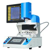 Quick soldering station WDS-700 phone IC remove and Repair machine from Rework Station Manufacturers