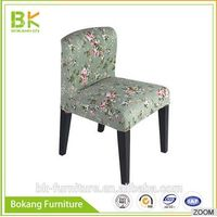 Fabric Dining Chair Wooden Dining Table Chair