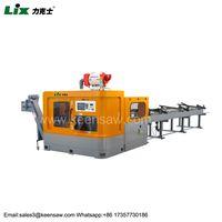 CNC stainless steel pipe metal bar circular saw cutting machine LYJ-70B