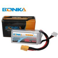 Bonka Power 1300mAh 80C 3S1P HV