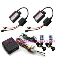 New Intelligent control HID convertion kits