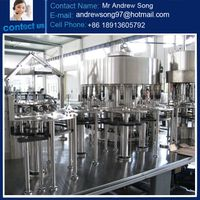 automatic filling and capping machine thumbnail image