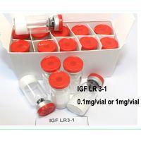 CAS 67763-96-6 Peptide Hormones Bodybuilding IGF IDES 0.1mg/ Vial IGF Des thumbnail image
