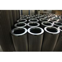 Stainless steel pleated filter elements/multi-layer stainless steel folding wave filter cartridge thumbnail image