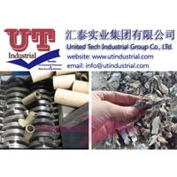 paper tube shredder, paper shredder, paper crusher, box crusher