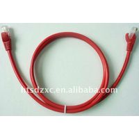 shielded cat6&cat5e network cable/patch cable
