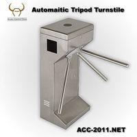 Networked vertical tripod turnstile ACC-2011.NET Tripod Turnstile
