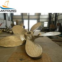 Cu1 Cu3 Bronze Propeller Used For Ship Marine Boat