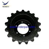 Sprocket T200 T250 T300 for mini skid steer track parts