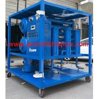Mobile Transformer Oil Degassing Processing System
