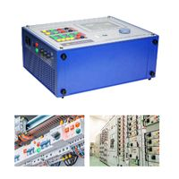 High-end precision tester 3 Phase Protection Relay Tester Secondary Injection Voltage Protection Rel