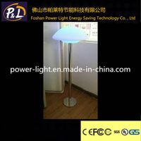 fashion Rechargeable RGB LED floor lamp