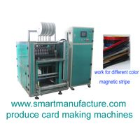 SMMCM-3 Full Automatic Magnetic Stripe Bonding Machine