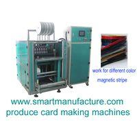 SMMCM-3 Full Automatic Magnetic Stripe Bonding Machine