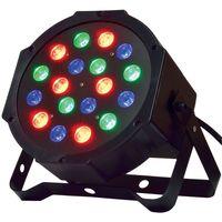 LED Stage Light LED Par Light, 54 x 3W LED (R/G/B/W) thumbnail image