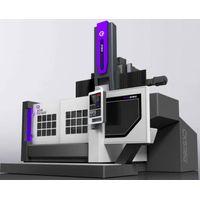 CK5116G single column cnc vertical lathe machine China cnc vertical lathe machine thumbnail image