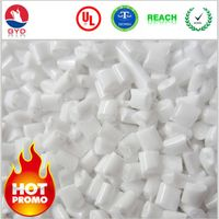 GYD raw material flame retardant polycarbonate pellets, transformer pc resins