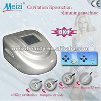 Small tripolar bipolar rf cavitation weight loss equipment