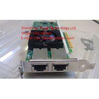 X540-T2 X540T2 X540T2BLK 10000M server RJ45 PCIe2.0 8x Dual port;x540 thumbnail image
