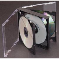 CD jewel case for 3~6 discs thumbnail image